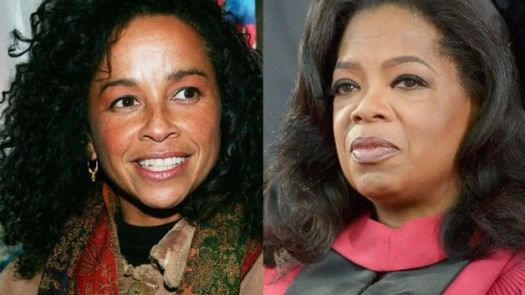 Oprah and Rae Dawn Chong