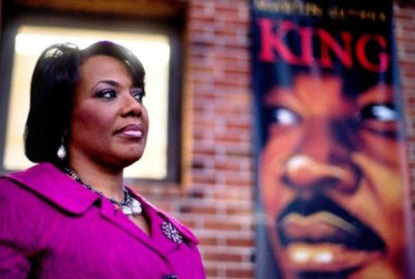 Bernice King Revisited: Martin Luther King Jr. Did Not Take A Bullet For Gay Marriage!