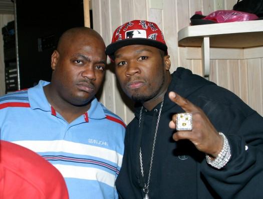 Mister Cee & 50 Cent