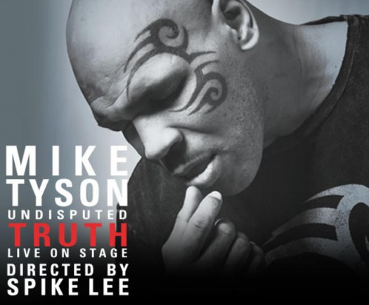 Mike Tyson Stage Show