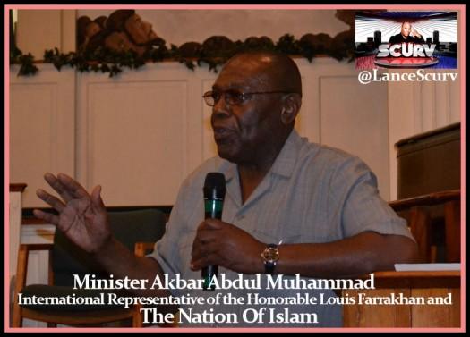 Minister Akbar Muhammad
