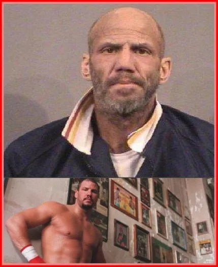 Tommy Morrison Before & After
