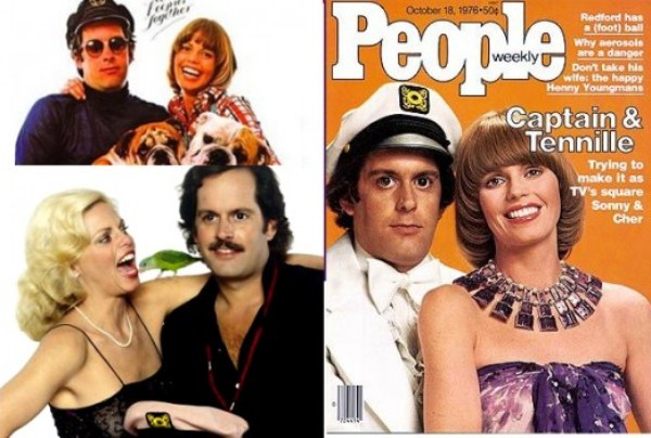 The Captain & Tennille: If Love Doesn't Keep Them Together Then What Will?