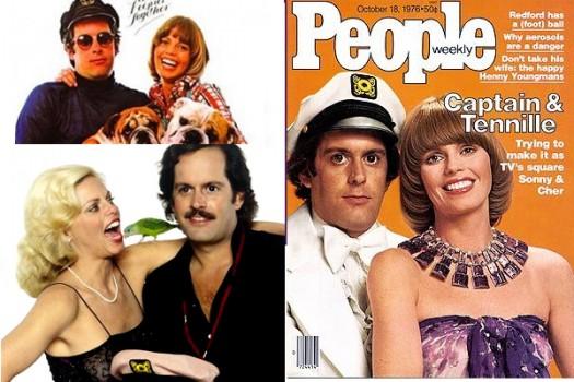 Captain & Tennille on People Magazine