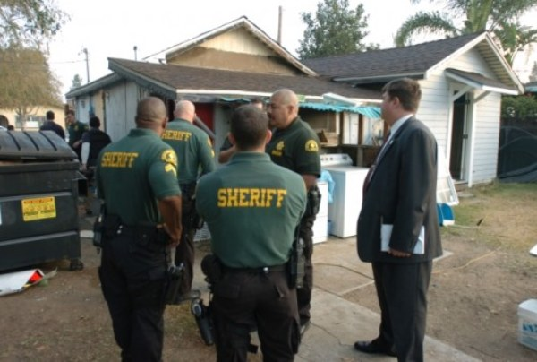 The Illegal Procedures Of The San Bernadino County Sheriff's Department Revealed! – The LanceScurv Show