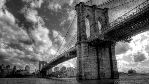Brooklyn Bridge- the path to Gentrification