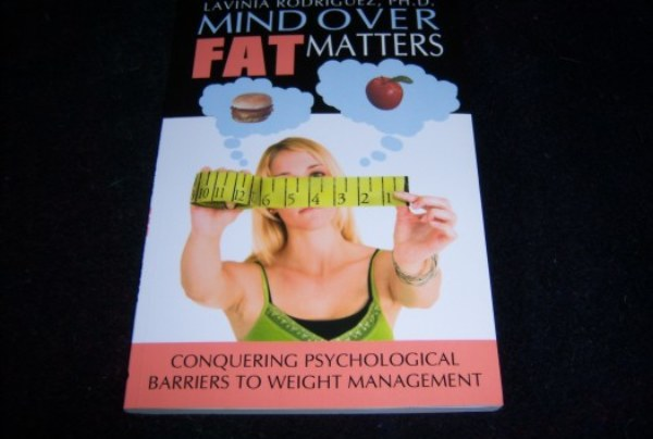 "A Conversation With Dr. Lavinia Rodriguez: Author Of ""Mind Over Fat Matters"""