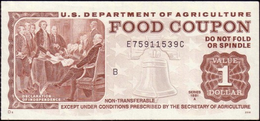Food Stamp - Matthew Knowles