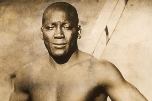 Jack Johnson, Fighter