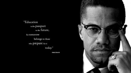 Akintunde Did Malcolm X Proud