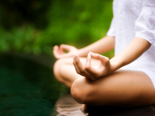 Loss Doesn't Exist During Meditation