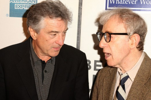 Robert Deniro & Woody Allen discussing Gentrification