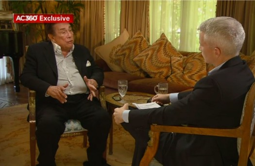 Donald Sterling Speaks With Anderson Cooper