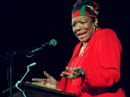 Maya Angelou And Her Wisdom