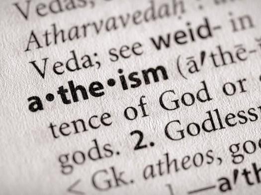 Atheism Graphic - Atheist