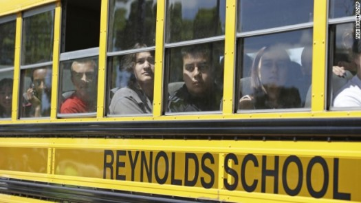 Oregon School Shooting 3
