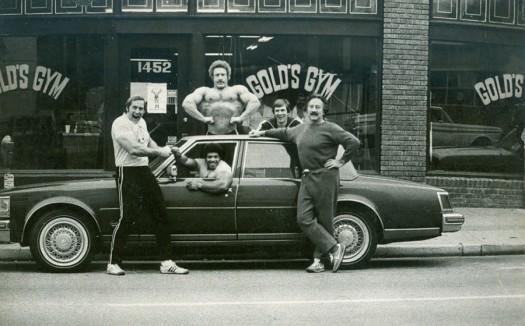 Bill Grant Golds Gym - Bodybuilding