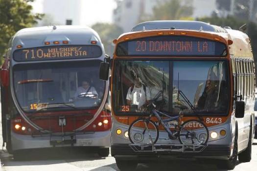 Los Angeles Bus Service
