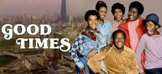 The Cast Of Good Times - James Evans