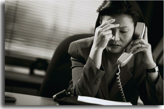 Work Stress - Peace