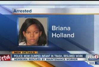 Briana Holland: Dumped Newborn Infant In Trash & Resumed Work! – The LanceScurv Show