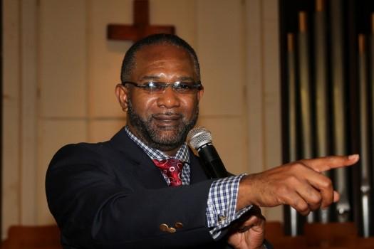 Pastor Juan Demetrius McFarland