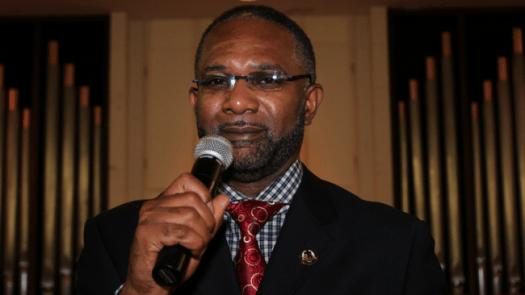 Pastor Juan Demetrius McFarland - Shiloh