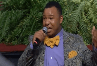 "Was The ""I'm Not Gay No More"" COGIC 107th Holy Convocation Deliverance For Real? – The LanceScurv Show"