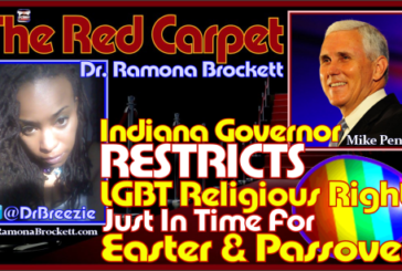 Indiana Governor Restricts LGBT Religious Rights Just In Time For Easter & Passover!