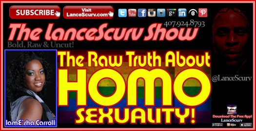 The Raw Truth About Homosexuality