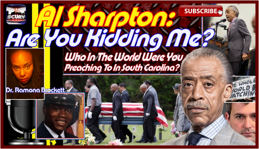 Al Sharpton Graphic