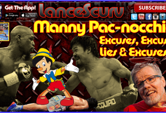Manny Pacquiao's Shoulder Injury Claim Is Just One Big Excuse! – The LanceScurv Show
