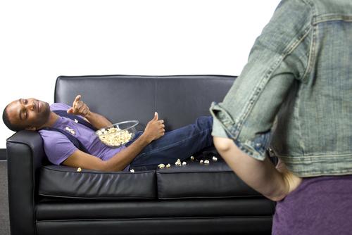 black-man-lazy