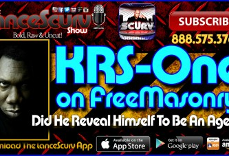 KRS-One On Freemasonry: Did He Reveal Himself To Be An Agent? – The LanceScurv Show