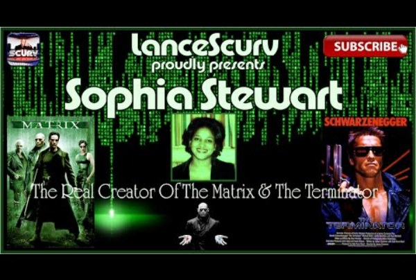 Sophia Stewart: The Mother Of The Matrix & Terminator Speaks on The LanceScurv Show