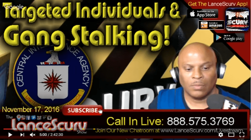 Targeted Individuals Archives - LanceScurv - Bold, Raw & Uncut!