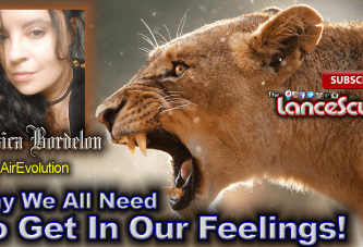 Jessica Bordelon: Why We All Need To Get In Our Feelings! – The LanceScurv Show