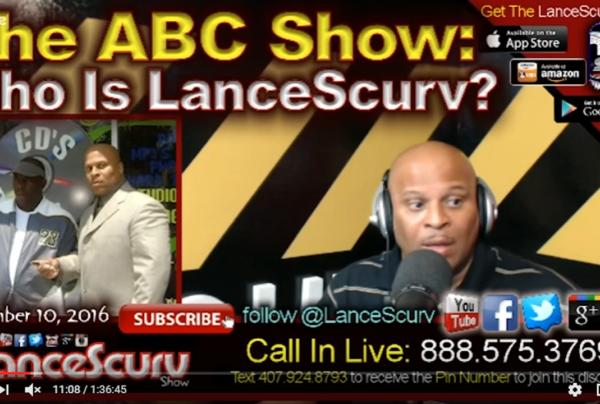 The ABC Show Interviews LanceScurv!