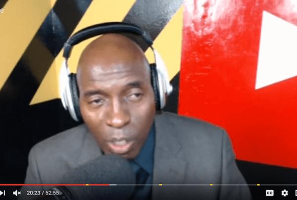 Alternative Black News Episode #3 with Dr. Vibert Muhammad on The LanceScurv Show