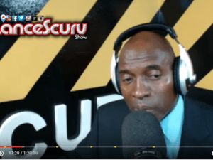 Alternative Black News Episode # 5 with Dr. Vibert Muhammad on The LanceScurv Show