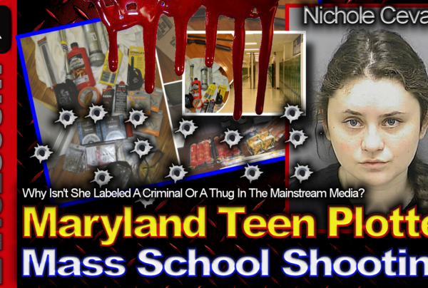 Maryland Teen Plotted Deadly Mass School Shooting! – The LanceScurv Show