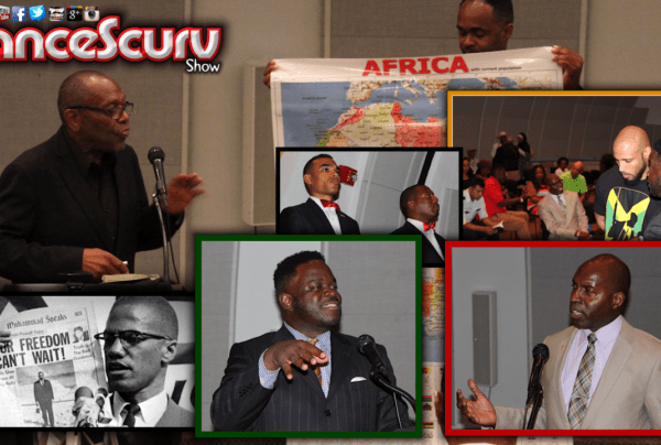 Minister Akbar Muhammad on Malcolm X in Tampa Florida LIVE! – The LanceScurv Show