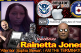 "Rainetta Jones: Attention Sophia Stewart, I AM THE TERMINATOR!"" – The LanceScurv Show"