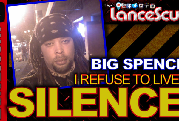 I REFUSE To Live In SILENCE! – The LanceScurv Show