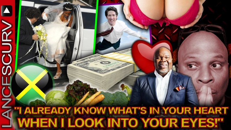 I ALREADY KNOW WHAT'S IN YOUR HEART When I Look Into Your Eyes! - The LanceScurv Show