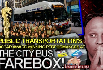 Public Transportation's Oscar Award Winning Performances At The City Bus Farebox! – The LanceScurv Show
