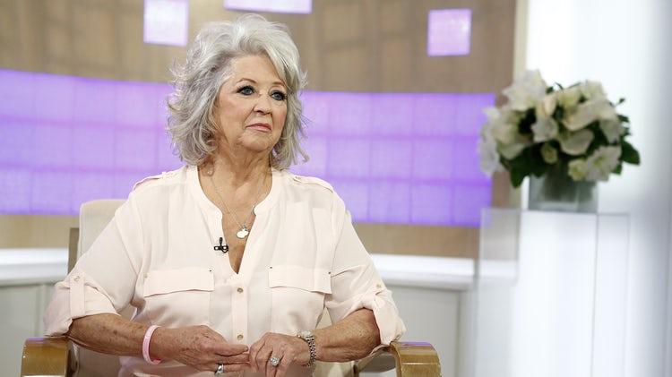 Paula Deen exposed herself to be a life long racist! - www.LanceScurv.com
