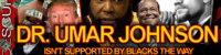 Dr. Umar Johnson Isn't Supported By Blacks The Way George Zimmerman Is By Racist Whites!