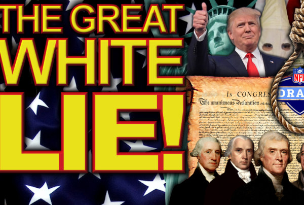 THE GREAT WHITE LIE! – The LanceScurv Show