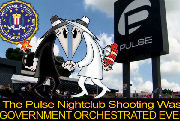 The Pulse Nightclub Tragedy Was A Government Orchestrated Event! –  The LanceScurv Show